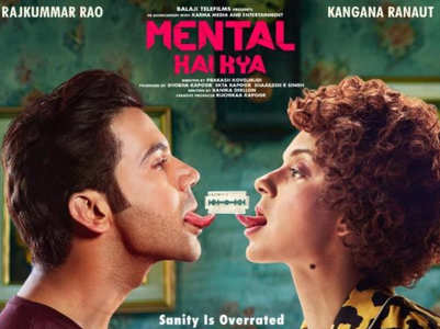 Mental Hai Kya trailer to release on June 19