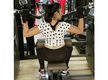 Photo: When Rani Chatterjee challenged herself at the gym