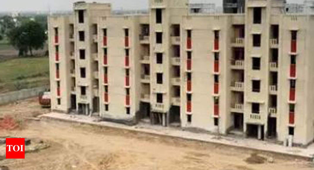 Dda Flats Housing Scheme 2019: Dda Gets About 50,000 Applications For New Scheme; Sharp Fall From 2014 Figures | Delhi News