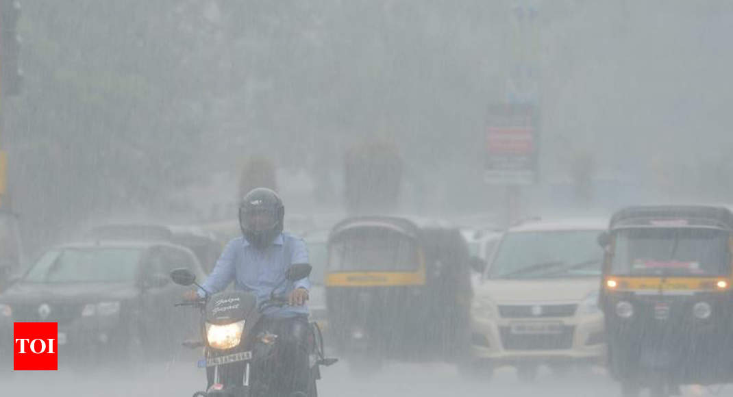 Mumbai weather: Extreme weather, rain expected in Mumbai ahead of