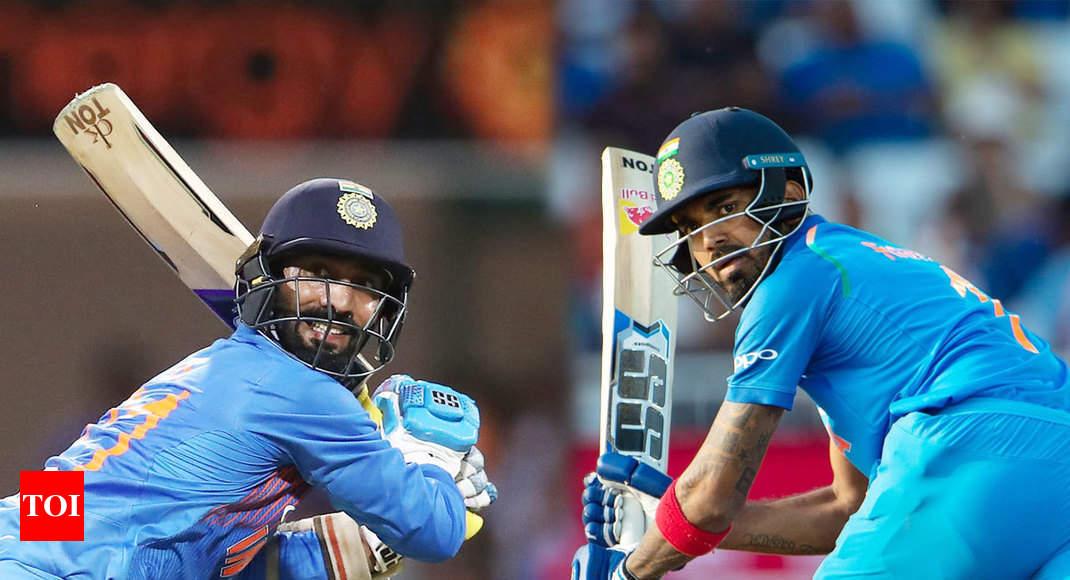 India should play Rahul as opener, Karthik at No. 4: More