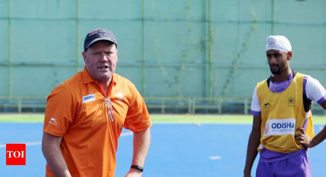 FIH Series Finals: India coach Graham Reid 'guarantees' no let-up