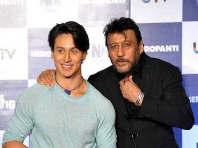 Tiger all praise for father's act in Bharat