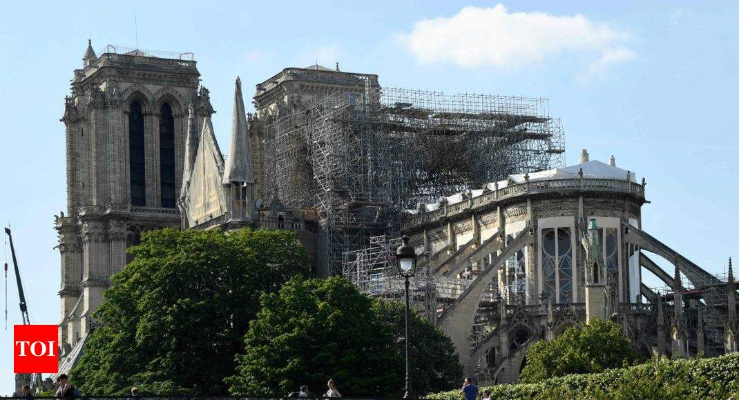 Notre-Dame of Paris to celebrate first mass since fire