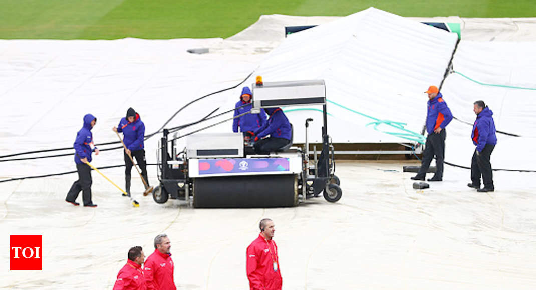 WC: Rain washes out Bangladesh-Sri Lanka match