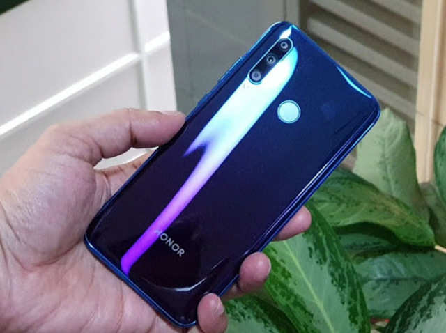 Honor 20i first impressions