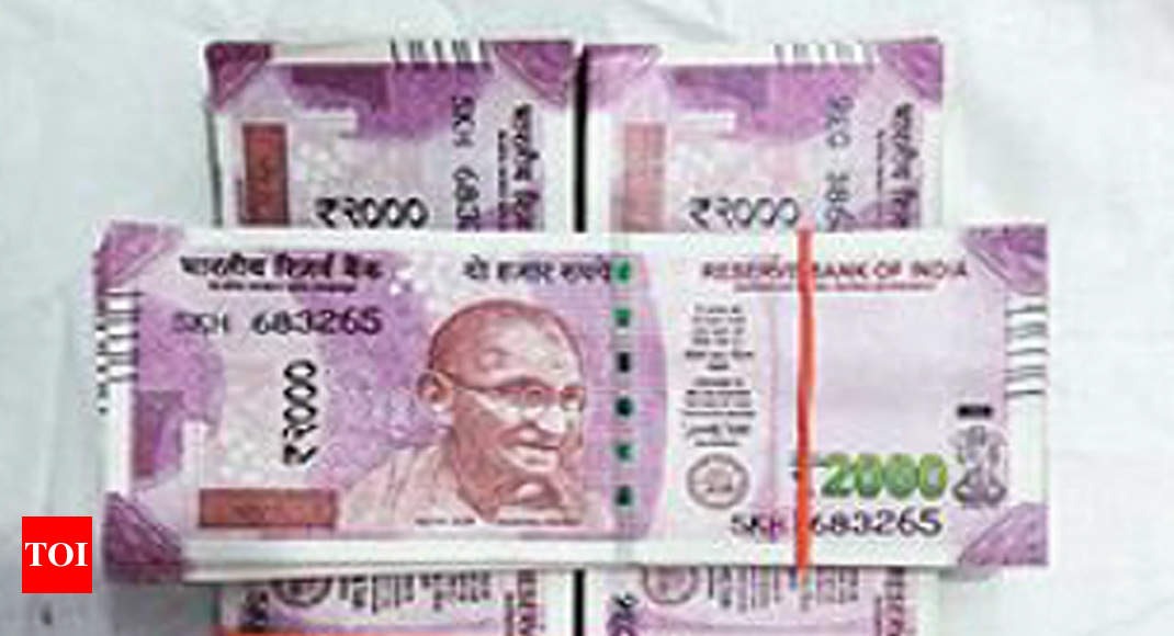 Delhi: Supplier Held With Rs 5 Lakh Fake Notes At Isbt | Delhi News