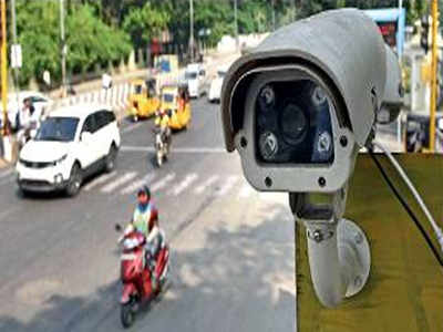 90,000 traffic violators booked on single day in Anna Nagar