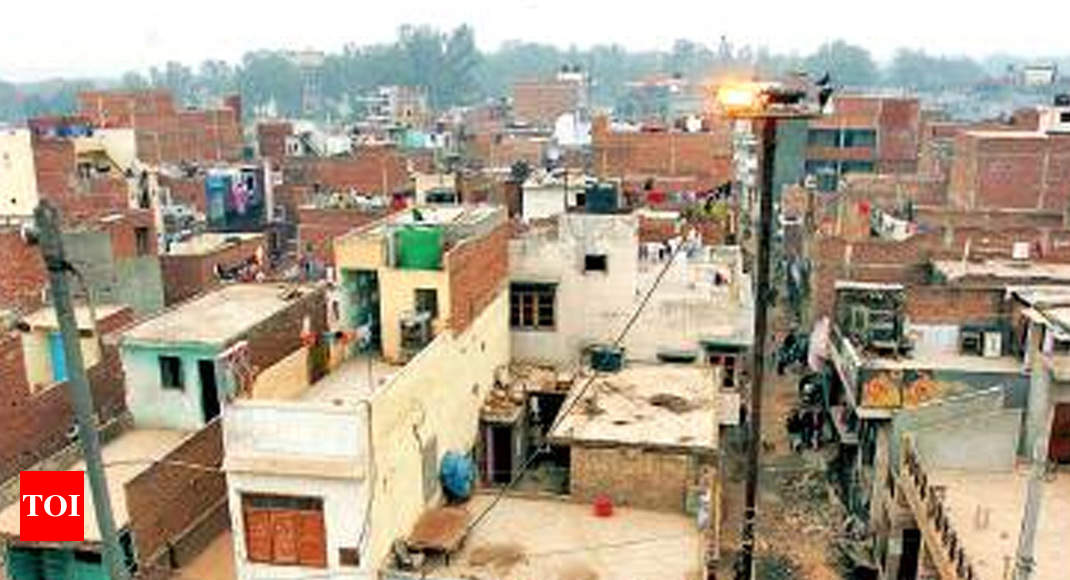 Three-month Timeline For Legal Tag To Colonies In Delhi | Delhi News