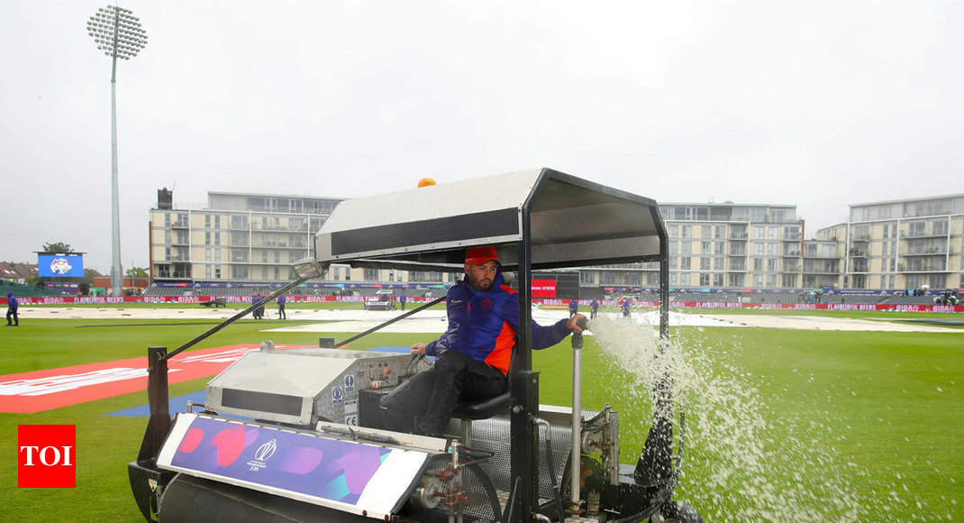 World Cup: ICC defends no-reserve-day decision, blames 'unseasonable weather'