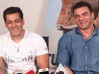 Salman to do Sohail's next post 'Dabangg 3'?