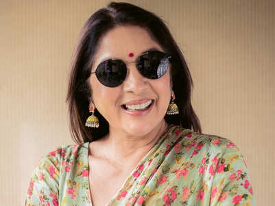 Neena Gupta's style at 60 is better than every girl in her 20s!