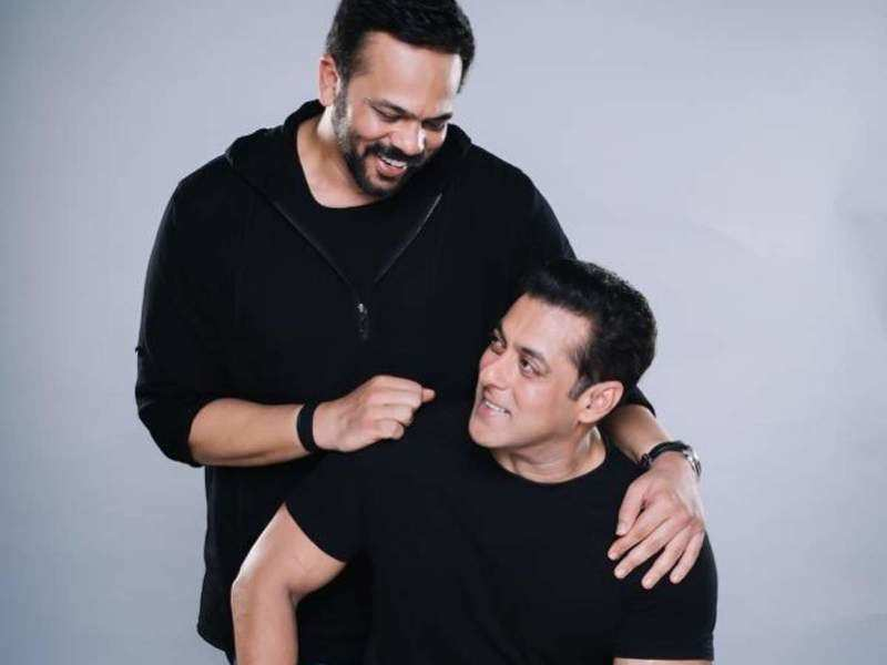 Clash Averted! Salman Khan announces Rohit Shetty's 'Sooryavanshi' to  release on March 27, 2020   Hindi Movie News - Times of India