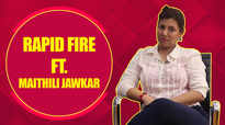 Maithili Jawkar takes the Rapid Fire Challenge |Bigg Boss Marathi 2| Exclusive|