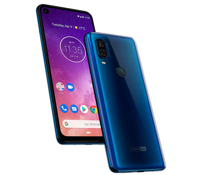 Motorola One Vision smartphone to be exclusively available on Flipkart