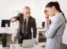 How boss' reaction influences employees