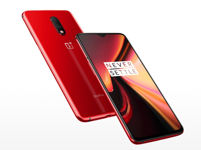 OnePlus 7 gets OxygenOS 9.5.5 OS update, includes several camera improvements