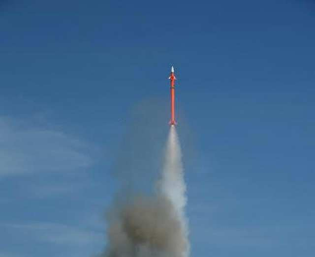 India successfully launches new Technology Demonstrator missile
