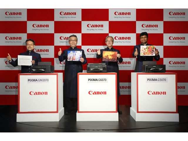 Canon launches new Pixma G-Series Ink Tank printers
