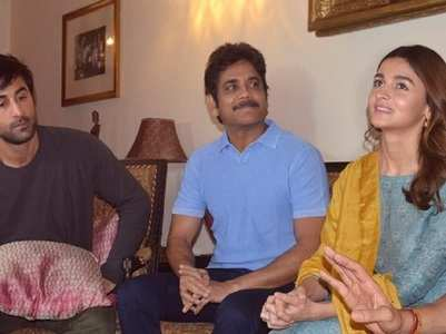 Nagarjuna joins the cast of 'Brahmastra'