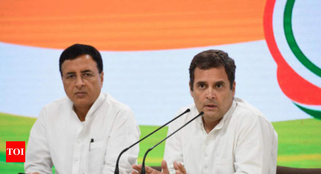 Rahul was, is and will be the boss: Surjewala