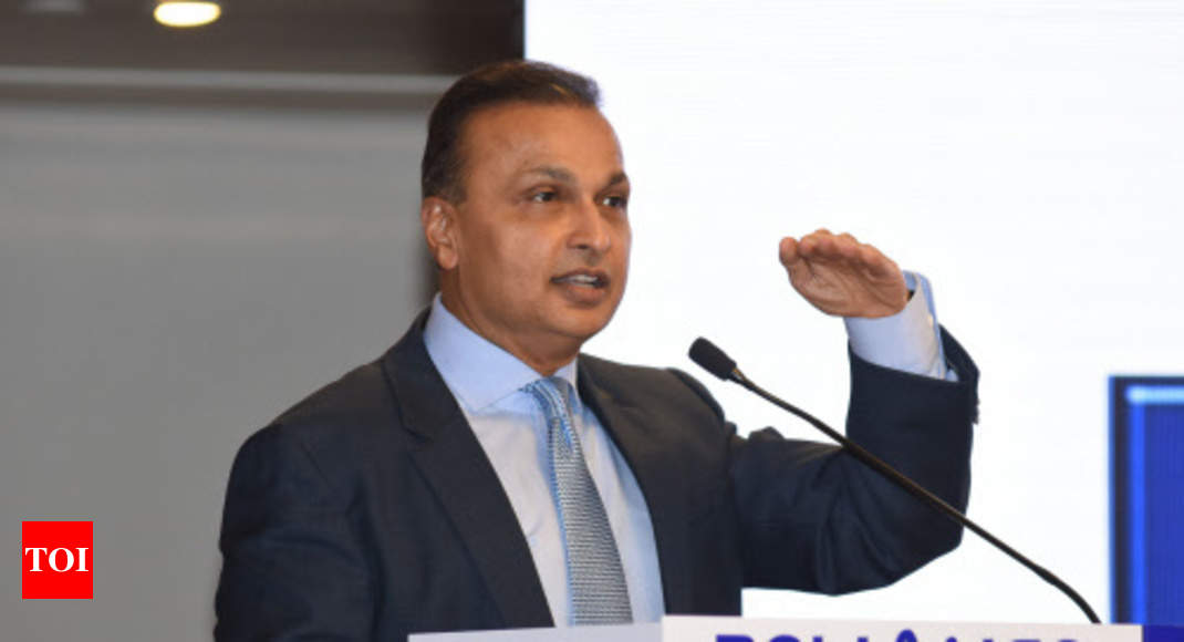 PWC quits as auditor of 2 Anil Ambani group cos - Times of India