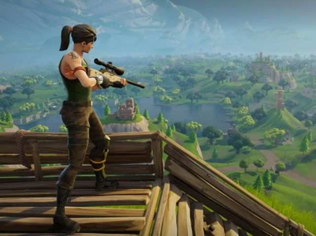 This new weapon is coming to Fortnite