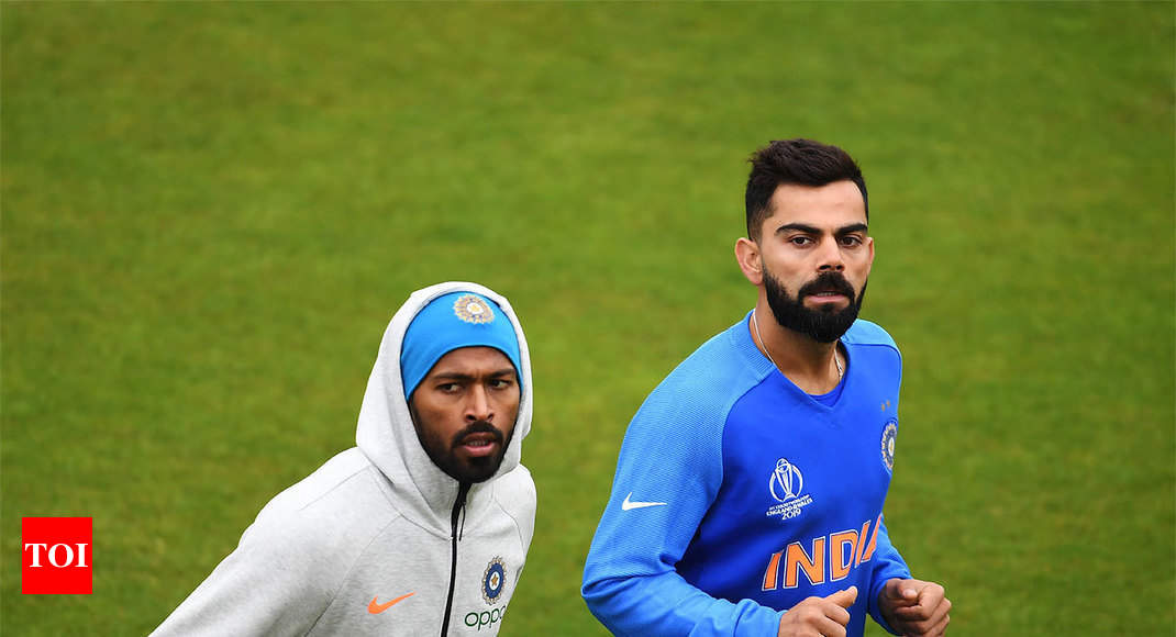 ICC World Cup 2019, India vs New Zealand Preview: Clash of the unbeaten - Times of India