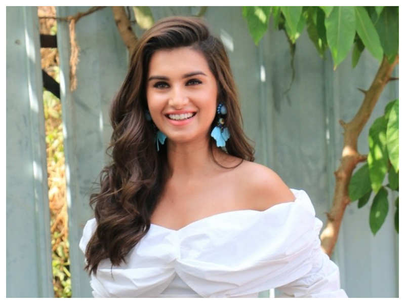 Tara Sutaria reveals that she cried during the narration of 'Marjaavaan'