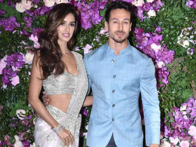 Watch: Tiger's special b'day post for Disha