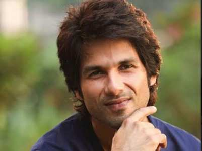 Shahid on setting good examples for his kids