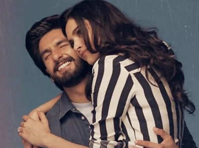 DP-Ranveer lovey-dovey pics are unmissable