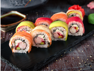 The culinary tale of sushi