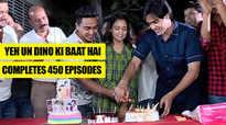 Randeep Rai and Ashi Singh's Yeh Un Dino Ki Baat Hai completes 450 episodes