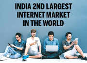 India has world's second largest internet user base
