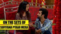 Sufiyana Pyaar Mera: Zaroon flirts with Saltanat