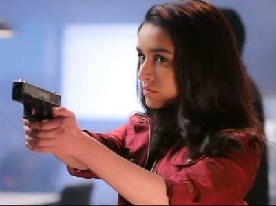 Saaho: Shraddha thrills in her action avatar