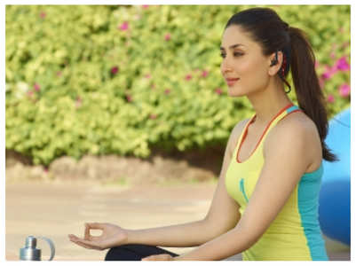 Bebo's yoga poses will make your jaws drop