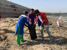Cleaning the Sabarmati river was an eye-opener: Jigrra