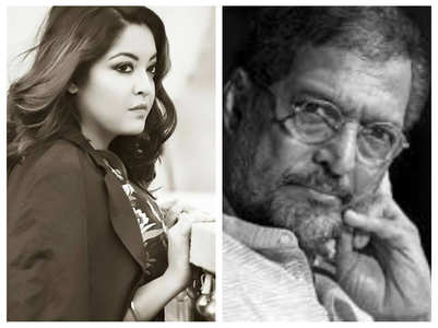 Tanushree on Nana been given clean chit
