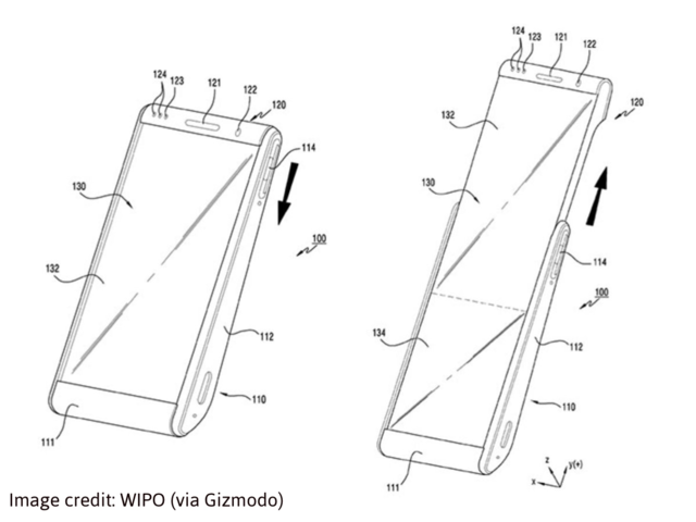 Samsung is reportedly working on a 'rollable' phone