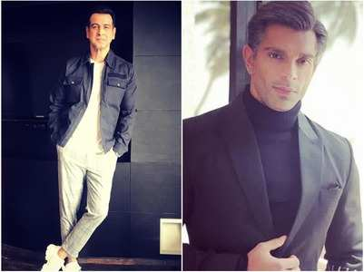 Ronit Roy wishes luck to KSG for Kasautii Zindagii Kay