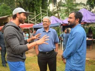 Anand Kumar on Hrithik playing his role