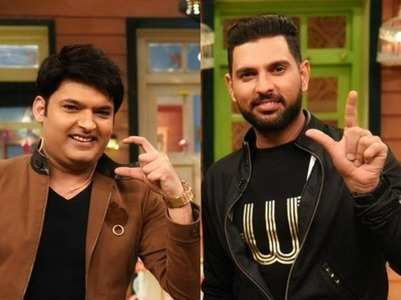 Kapil Sharma reacts to Yuvraj's retirement