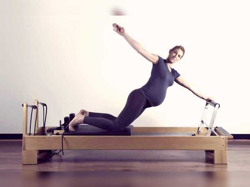 Stay fit during pregnancy with Pilates!