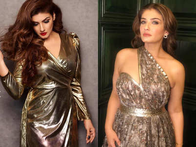 5 times Raveen Tandon proved age is just a number