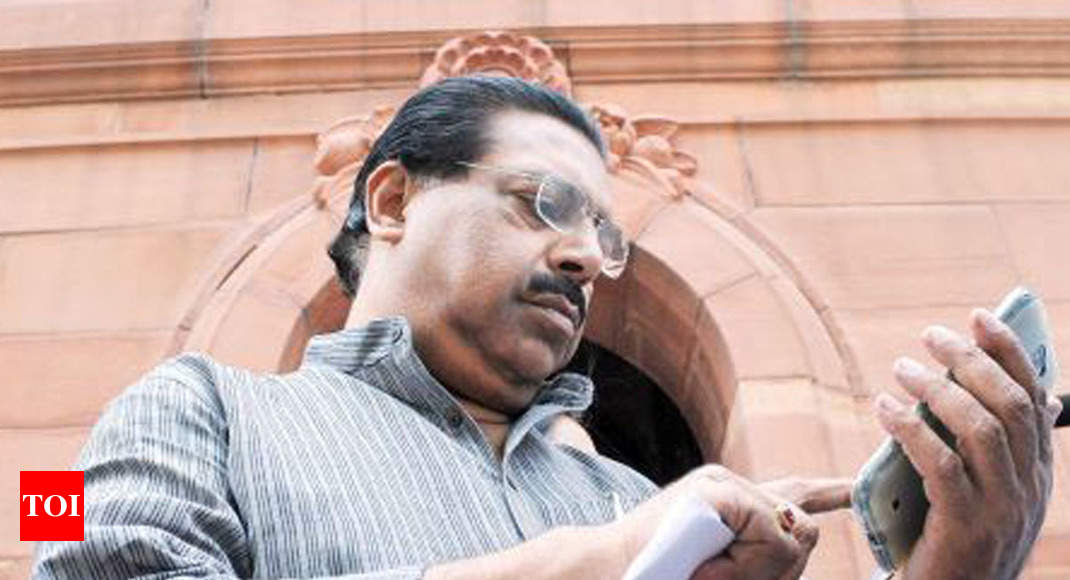 Section Of Delhi Congress Leaders Speak Up Against Party In-charge Pc Chacko | Delhi News