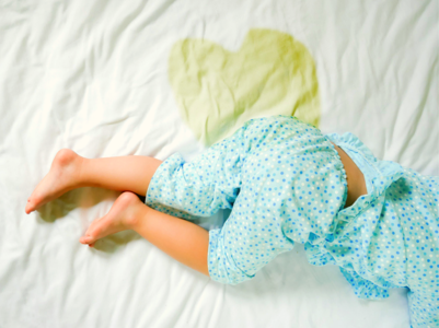 THIS is how you can STOP your child from wetting the bed