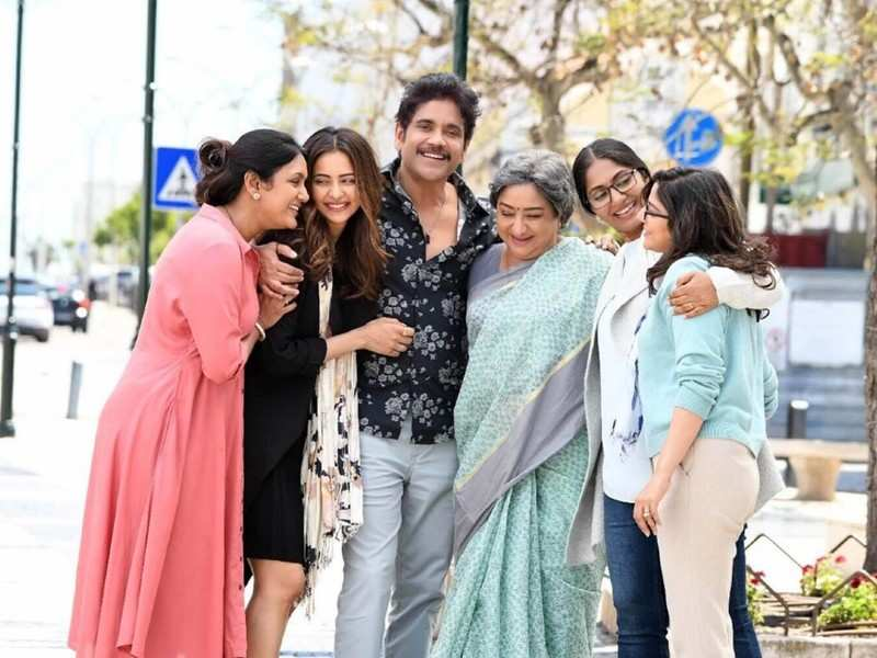 Speculation about 'Manmadhudu 2' being based on 'I Do'