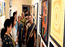 Women artists shine at an exhibition held in Aurangabad